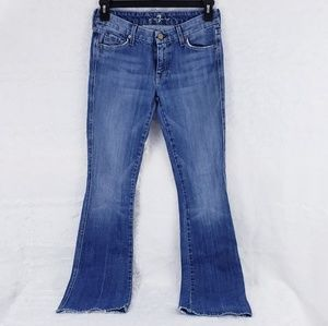7 For Mankind A pocket Flare Jeans 29 - 7.2